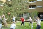 Gymnastik und Spiele